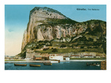 Rock of Gibraltar, the Galleries Prints