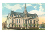 City Hall, East St. Louis, Illinois Prints