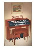Home Organ Art