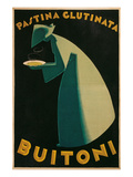 Buitoni Pasta Advertisement Poster