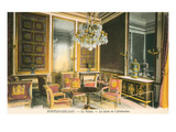 Abdication Room, Fontainebleau, France Prints