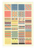 Egyptian Borders and Motifs Prints