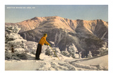 Bretton Woods Ski Area, New Hampshire Prints