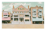 American House, Dover, New Hampshire Print