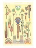 Egyptian Design Motifs Posters