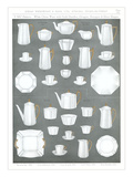 Wedgwood Etruria Ceramics Prints