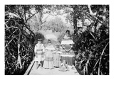 Seminole Indians, Florida Print