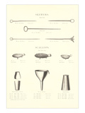 Kitchen Equipment Catalogue Prints