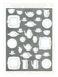 Wedgwood Etruria Ceramics Poster