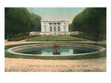 Petit Trianon, Versailles, France Print