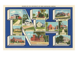 Greetings from Nh, University of New Hampshire Prints
