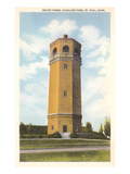 Water Tower, Highland Park, St. Paul, Minn. Prints