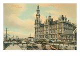 Pilotage, Anvers, Antwerp, Belgium Prints
