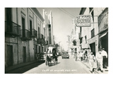 Downtown Merida, Yucatan, Mexico Prints