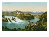 Castles on the Rhine, Germany Prints