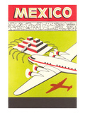 Travel Poster for Mexico Posters