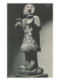 Coatlicue Statue, Aztec Goddess Posters