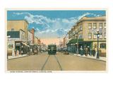 Third Avenue, Hibbing, Minnesota Prints