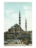 Yeni Jami Mosque, Istanbul, Turkey Prints