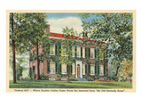 Federal Hill Mansion, Bardstown, Kentucky Prints