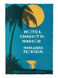 Hotel Charlotte, Punta Gorda Posters