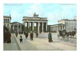 Brandenburg Gate, Berlin, Germany Posters