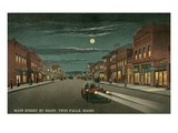 Main Street, Twin Falls, Idaho Prints