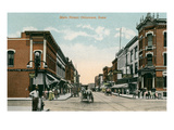 Main Street, Ottumwa, Iowa Prints