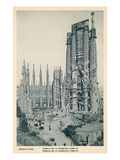 Sagrada Familia, Barcelona, Spain Prints