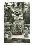 Hindu Deity, Bali, Indonesia Prints