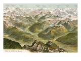 Sion and the Valley of the Rhone Prints