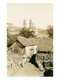 Adobe Houses, Taxco, Mexico Prints