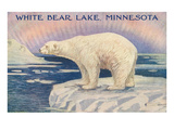 White Bear Lake, Minnesota Prints