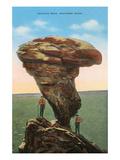 Balanced Rock, Southern Idaho Posters