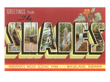 Greetings from the Shades, Indiana Posters
