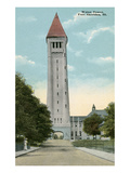 Water Tower, Ft. Sheridan, Illinois Prints