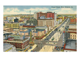 Canal Street, New Orleans, Louisiana Prints