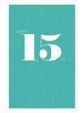 Happy 15th Prints