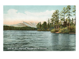 Silver Lake, Madison, New Hampshire Prints