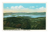 Lake Winnipesaukee, New Hampshire Posters