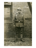 World War I Soldier Prints