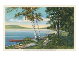 Lake Winnipesaukee, New Hampshire Print