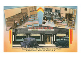 Monadnock Grill, Keene, New Hampshire Prints