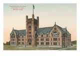 Administration Building, University of Idaho Print