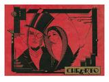 Patrician Couple for Other Era, Cheerio Art