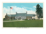 Country Club, Concord, New Hampshire Posters