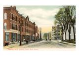 Main Street, Littleton, New Hampshire Posters