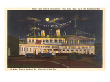 Grand View Point Hotel, Bedford, Pennsylvania Prints