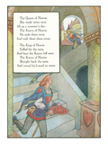 Mother Goose Rhyme, Queen of Hearts Prints