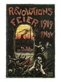 Revolutions Feier Poster Prints